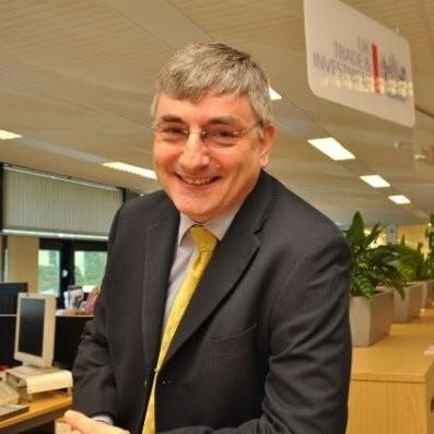 Vic Annells - CEO Designate - Cambridgeshire Chambers of Commerce - Former Her Majesty's Consul General Milan, Italy
